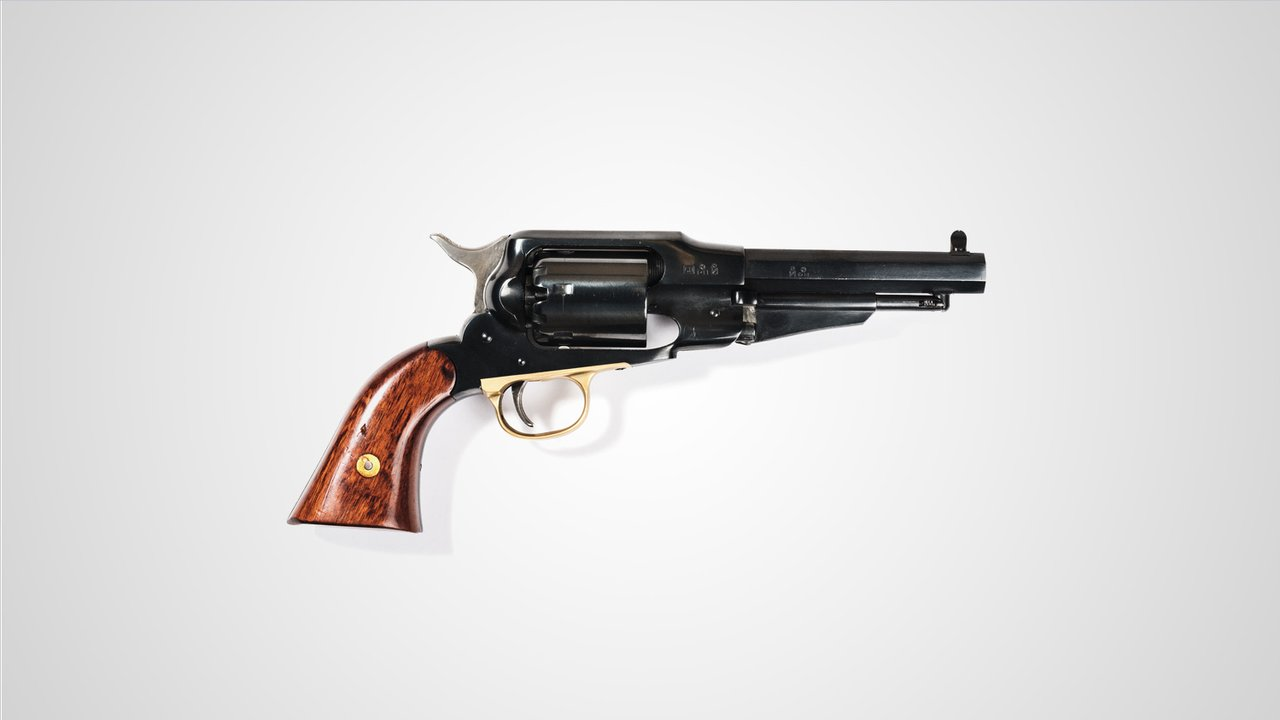 Wick gun loaded from the barrel: history, structure, interesting facts 25